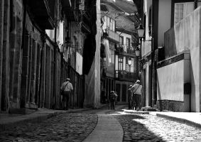 old street - endless story 01 by miguelazevedo