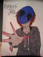 Eyeless Jack by Ladyjeanette18