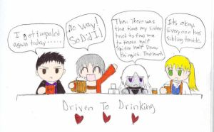 Driven To Drinking by FullmetalsGirl