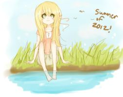 Summer! by LotsxofxLaughsxHann