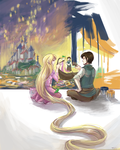 fairy tale by Timidemerald