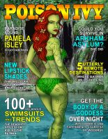 Poison Ivy Magazine Cover Spoof by The-Great-Geraldo