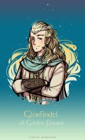 Glorfindel (refined) by haleyhss