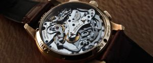 Glashutte PanoGraph - movement detail by Homogeneous