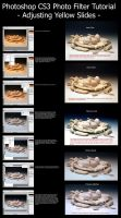 Yellowed Images Tutorial by rebootmaster2001