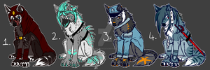 Collab adopts - CLOSED [0/4] by Marlonthegreenwolf