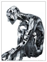 The metal man by khao-pete