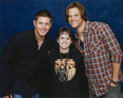 Jensen And Jared Sandwich by ChaseYoungIsMine