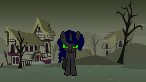 mlp: NightShade by sonazelover1234