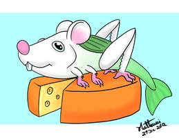 Mouse+Cricket+Fish by MrBIGAL
