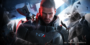 Mass Effect 3 Signature by Enabels