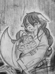 TMNT: A Mother's Comfort by XxMoonlight-1-WishxX