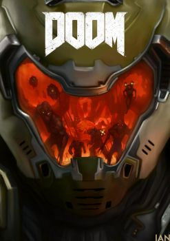 DOOM by WretchedIAN