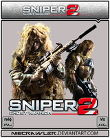 Sniper Ghost Warrior 2 Icon by Ni8crawler