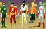 YOUNG JUSTICE: HAPPY HARBOR HALLOWEEN 2 by Jerome-K-Moore