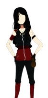 LoK OC : Neoma by CookieZoela