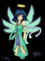 Angel's Friends: Miki P-fly by Flooks