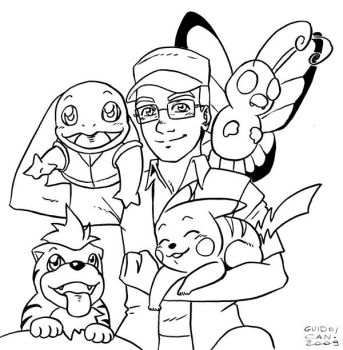 I wanna be the very best by Guidotoon