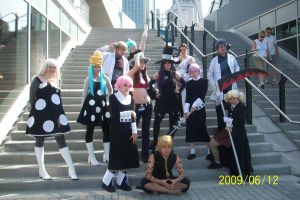 Soul Eater gang 4 by Halowing
