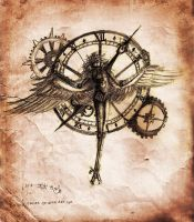 Clockwork Angel by frisca-freak