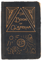 TES - The Book of Q'amsha by Izz-noxfox