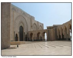AlHasan AlThany Masjed by 3bdullah