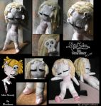 Mini Mandy Plushie by SaintGem