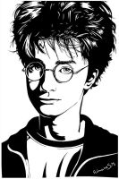 Harry Potter by AdrianeSM