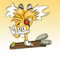 Tails Sonic boom ep 9 by Eveningstar2000