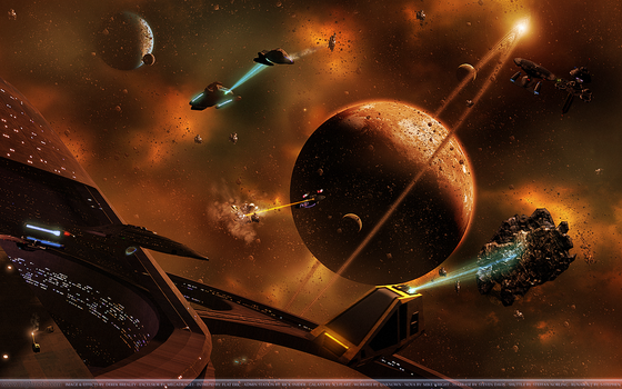 Deep Space 5 - Widescreen by Hathawayp5