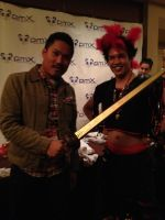 Rufio, meet.... well, Rufio! by effektdmentality