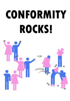 conformity rocks by twab