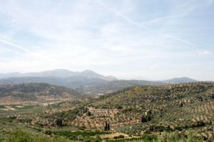 PAYSAGE GREC by louboumian