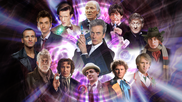 Doctor Who - All Thirteen V2.5 (reworked) by Festrell