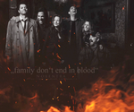 Supernatural | Family don't end in blood by N0xentra