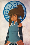 Korra Returns by britterella