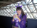 Twilight Sparkle - Otakuthon 2014 by J25TheArcKing