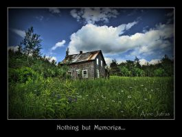 Nothing but Memories... by Mystik-Rider