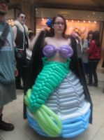 Anime Boston: Ariel! by XEPICTACOSx