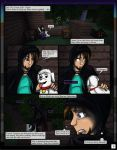 Minecraft: The Awakening Pg09 by TomBoy-Comics