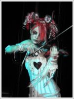 Emilie Autumn -I- by TidTid