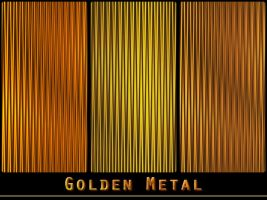 Golden Metal by allison731