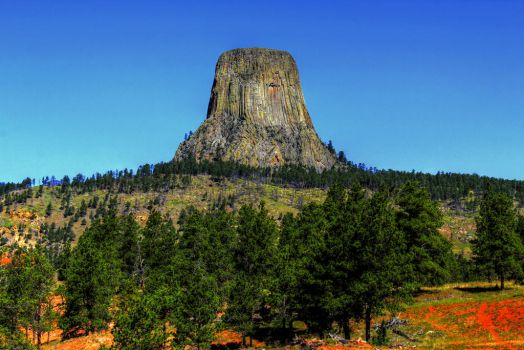 Devils Tower by RayM0506