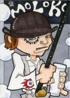 A Clockwork Orange - Alex by 10th-letter