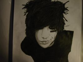 Andy Biersack by Artist594