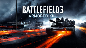 Battlefield 3: Armored Kill (unofficial) by wirrew