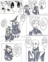 Wizard101 - I Doodled a Manga Page (LAWL) by Khrisanthemum