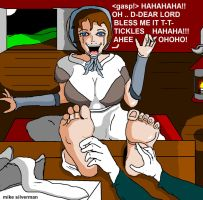 Quaker Girl Tickled by mikelsilv