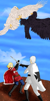 Prussia and Poland war by 1Kasumi