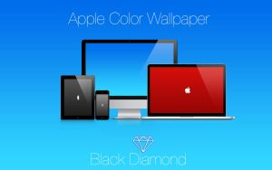 Apple Color Wallpaper by BlackDiamondOne